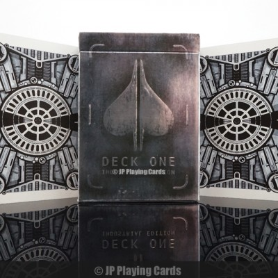 DeckONE: Industrial Edition Playing Cards