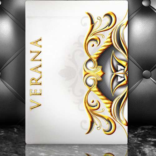 Seasons Inverno & Verana Playing Cards