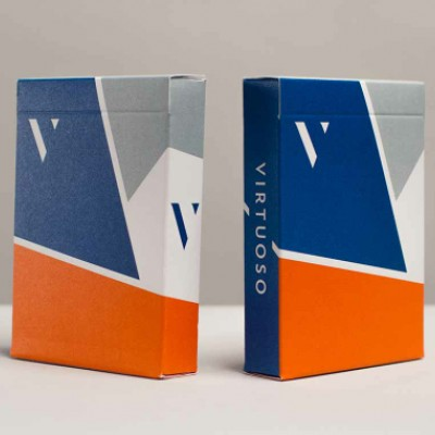 Virtuoso Playing Cards Spring Summer Edition