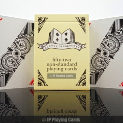 The School of Cardistry Deck