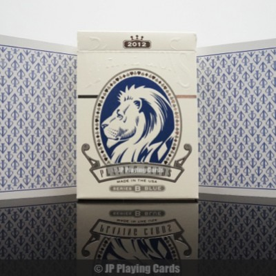 White Lions Series B Blue