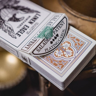 1864 Saladee's Patent Playing Cards