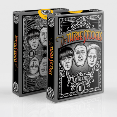 Three Stooges® Playing Cards