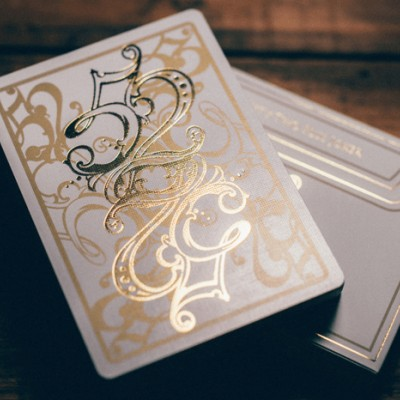 52 Plus Joker Deck - Gold Edition
