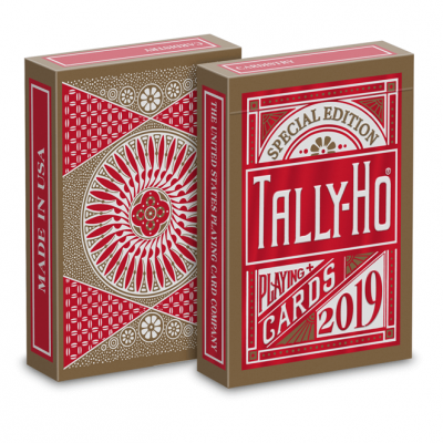 Tally Ho Playing Cards: CNY Special Edition