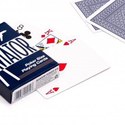 Aviator Playing Cards