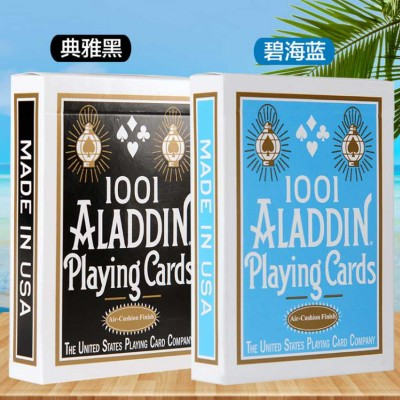 Aladdins 1001 Playing Cards