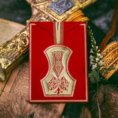 Arthurian: Holy Grail Playing Cards