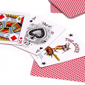 Bee Club Special Playing Cards