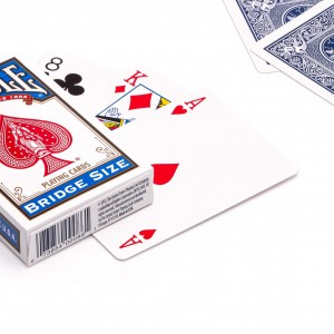 Bicycle Bridge Size Playing Cards