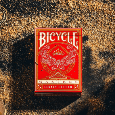 Bicycle Legacy Masters Playing Cards