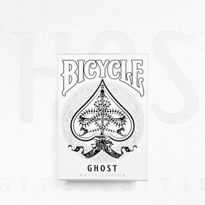 Bicycle Ghost Playing Cards: Legacy Edition