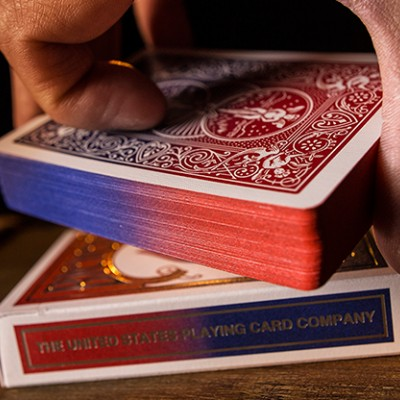 Bicycle Ombre Edged Playing Cards