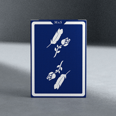 Remedies Royal Blue Playing Cards