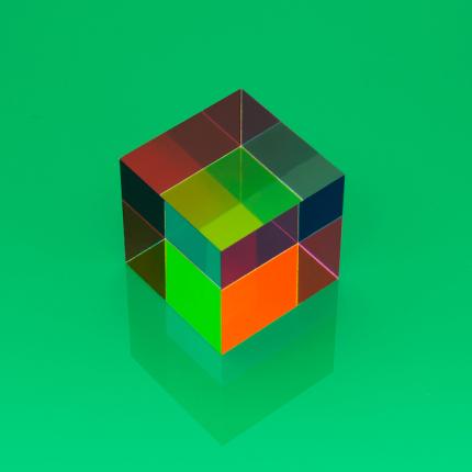 CMY Cube **PRE-ORDER**