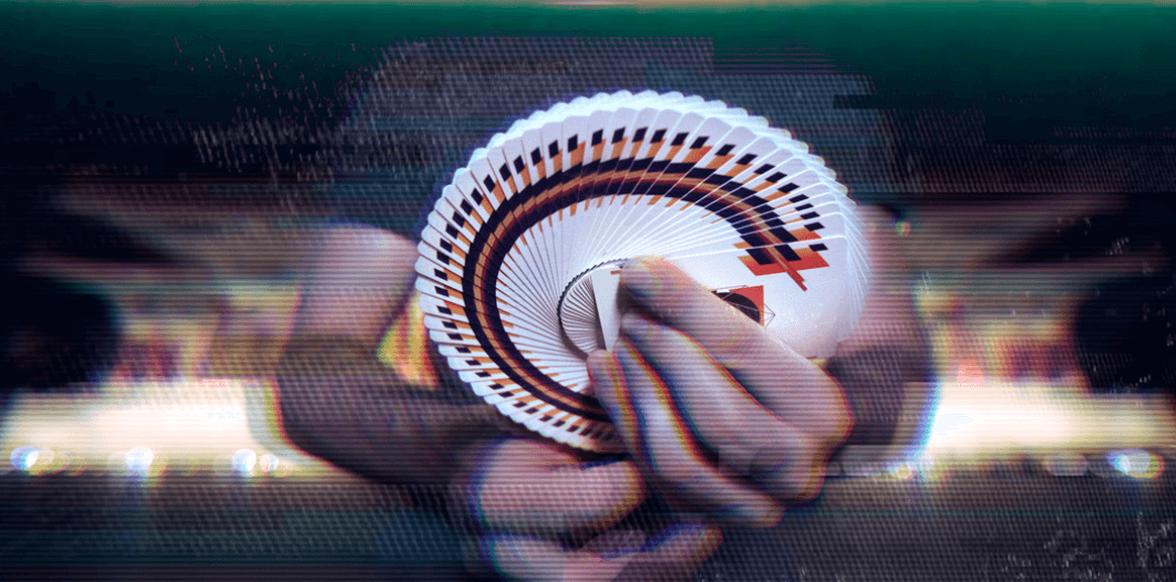 Cardistry Touch Playing Cards: Pulse Edition  JP GAMES LTD