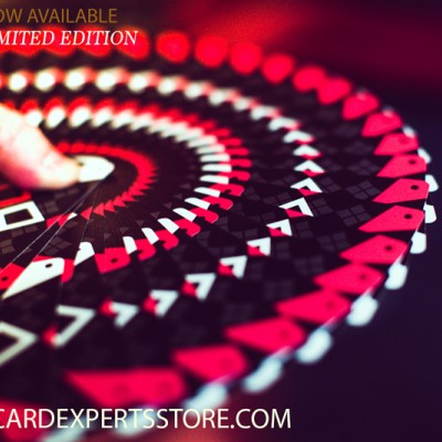 Cardistry Ninjas Playing Cards
