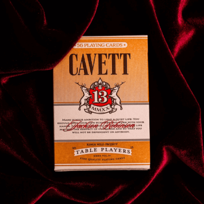 Cavett Playing Cards