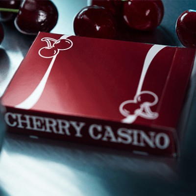 Cherry Casino Playing Cards: Reno Red