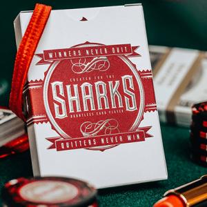 DMC Sharks V2 Playing Cards