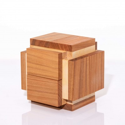 Double Desk Box Puzzle