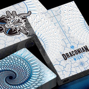 Draconian WIGHT Playing Cards