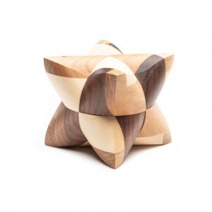 Dual Tetrahedron Puzzle