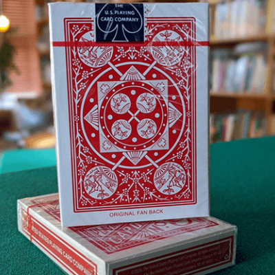 Thin Crushed Tally-Ho Playing Cards