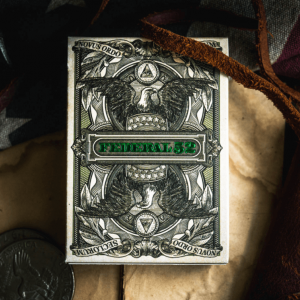 Federal 52 Playing Cards: Second Edition