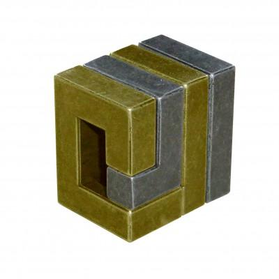 Huzzle Coil Cast Puzzle