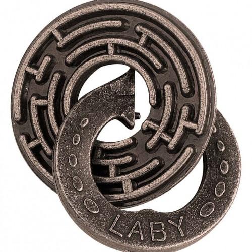 Huzzle Laby Cast Puzzle