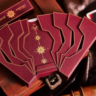 Helius Sun Playing Cards