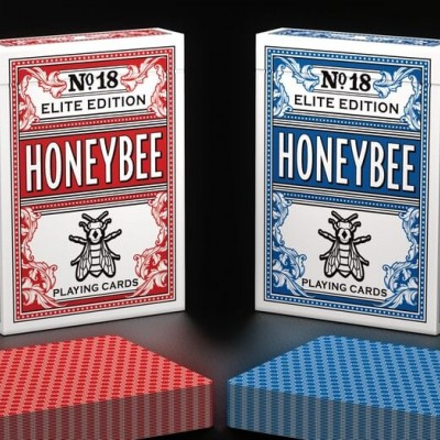 Honeybee Playing Cards: Elite Edition
