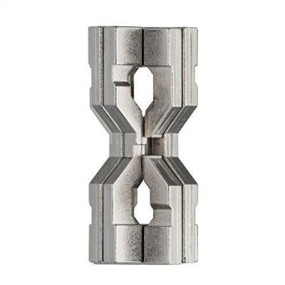 Huzzle Hourglass  Cast Puzzle