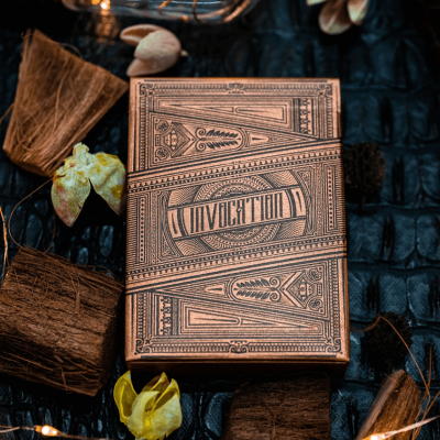 Invocation Playing Cards: Copper Edition