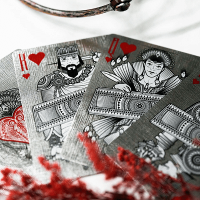Invocation Playing Cards: Platinum Edition