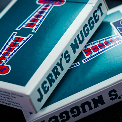 Jerry's Nuggets Playing Cards Vintage Feel