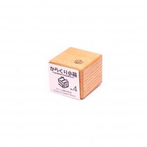 Karakuri Puzzle: Small Box #4