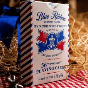 Blue Ribbon Playing Cards