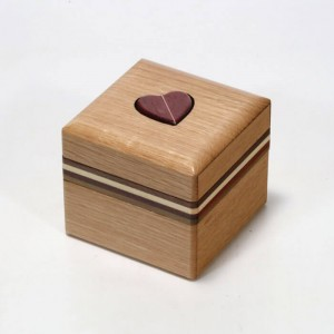A Chance Meeting Puzzle Box
