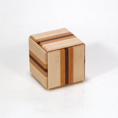 Karakuri Expansion Puzzle Box