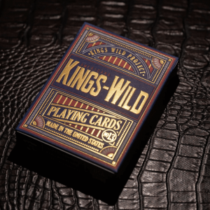 Kings Wild Americana Playing Cards