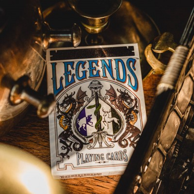 Legends Chromatic Playing Cards