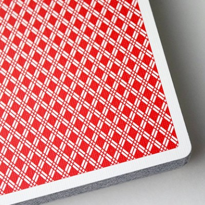 Brooklyn Playing Cards: Second edition Red