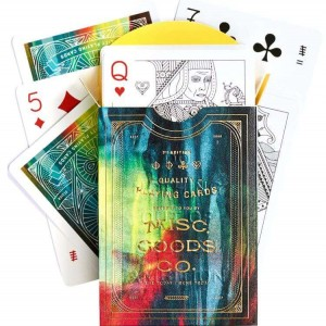 Misc Goods Co Playing Cards: CIna