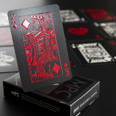 MPC Impressions Playing Cards: Cardinal Edition