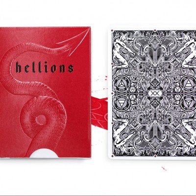 v2 Hellions Playing Cards