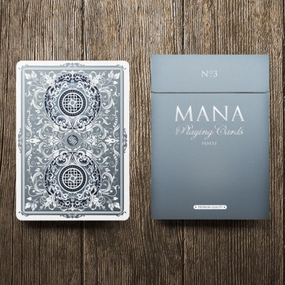 Mana Playing Cards No.3: SYBIL Livida