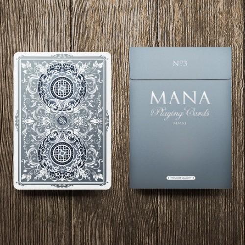 Mana Playing Cards No.3: SYBIL Livida
