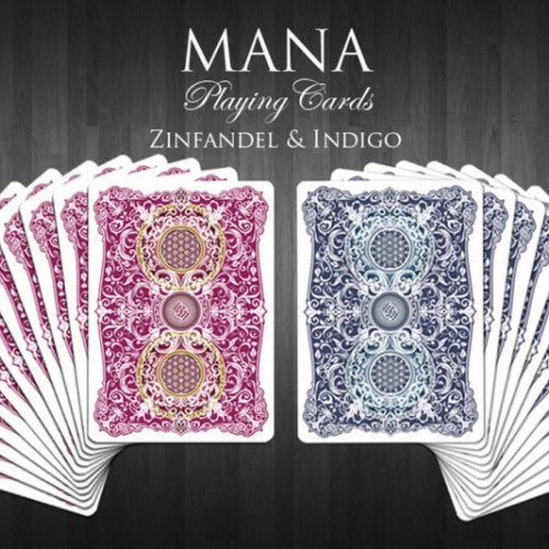 v2 Mana Playing Cards: Twin Set